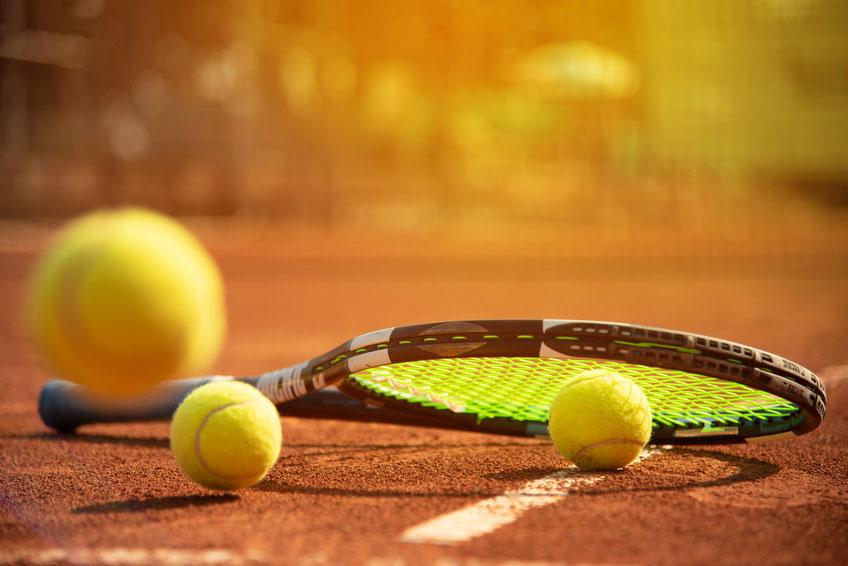 Beispiel: Tennisschläger mit variierender Spannung