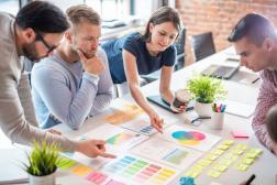 Beispiel: Business development für startup