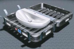 Transportbehälter für nachhaltige Logistik